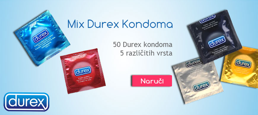 Mix Durex 50