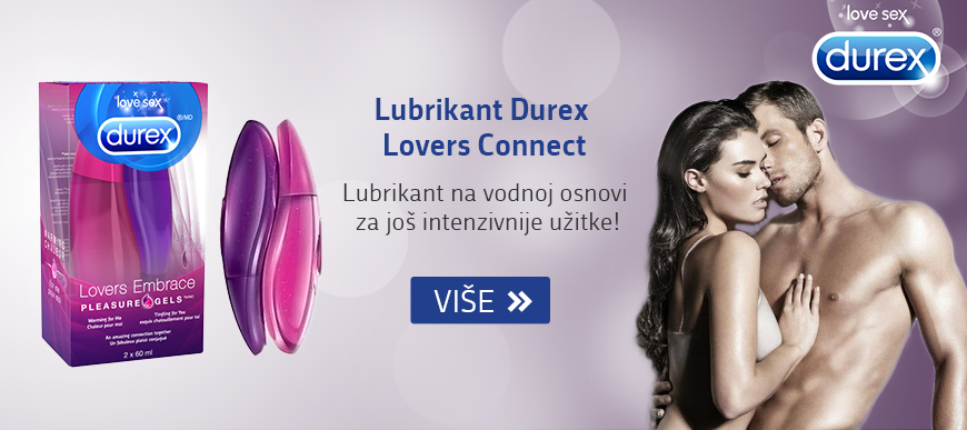 Lubrikant Durex Lovers Connect