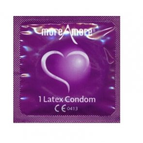 MoreAmore Fun Skin Kondomi