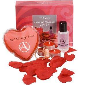 Masažni Komplet Sensual Massage More Amore