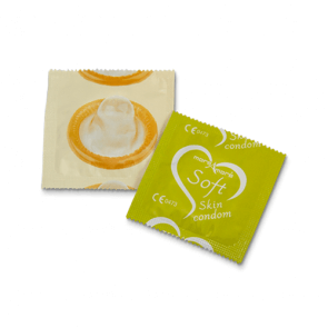 MoreAmore Soft Skin Kondomi