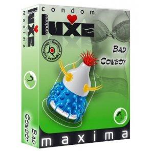 Luxe Bad Cowboy Kondom