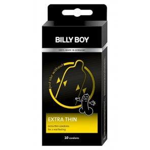 illy Boy Extra Thin 10's