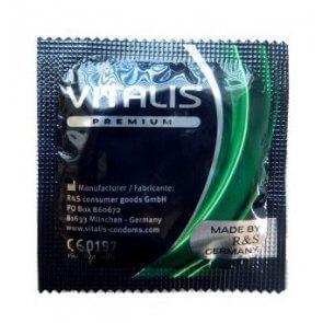 Vitalis Sensitive Kondomi
