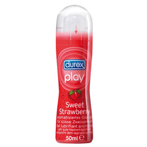 Lubrikant Durex Play Strawberry 50 ml