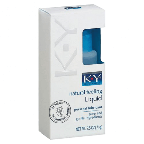 Lubrikant K-Y Natural Feeling 71 g