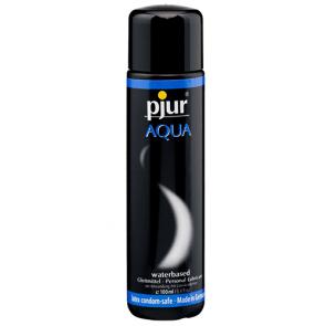 Lubrikant Pjur Aqua 100 ml