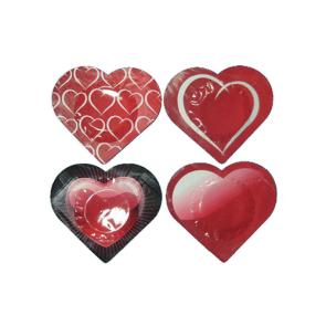 Pasante Heart Kondomi