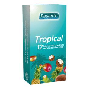 Pasante Tropical Flavours 12's