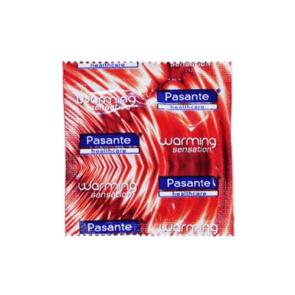 Pasante Warming Kondomi