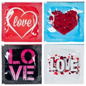 Pasante Love Kondomi